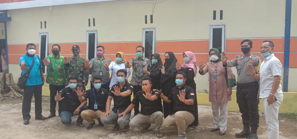 Kunjungan Kerja Kepala BNN provinsi Kalbar ke RBM Kota Juang.