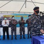 Kepala Staf Kolinlamil Kunjungan Kerja Ke Satlinlamil 2 Surabaya