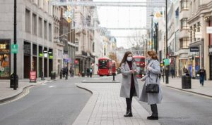 kasus corona meningkat lagi, london berlakukan lockdown ketat