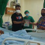 Tidak Punya Biaya dan BPJS, Kabaharkam Polri Bantu Pengobatan Balita Asal Tanjung Anom
