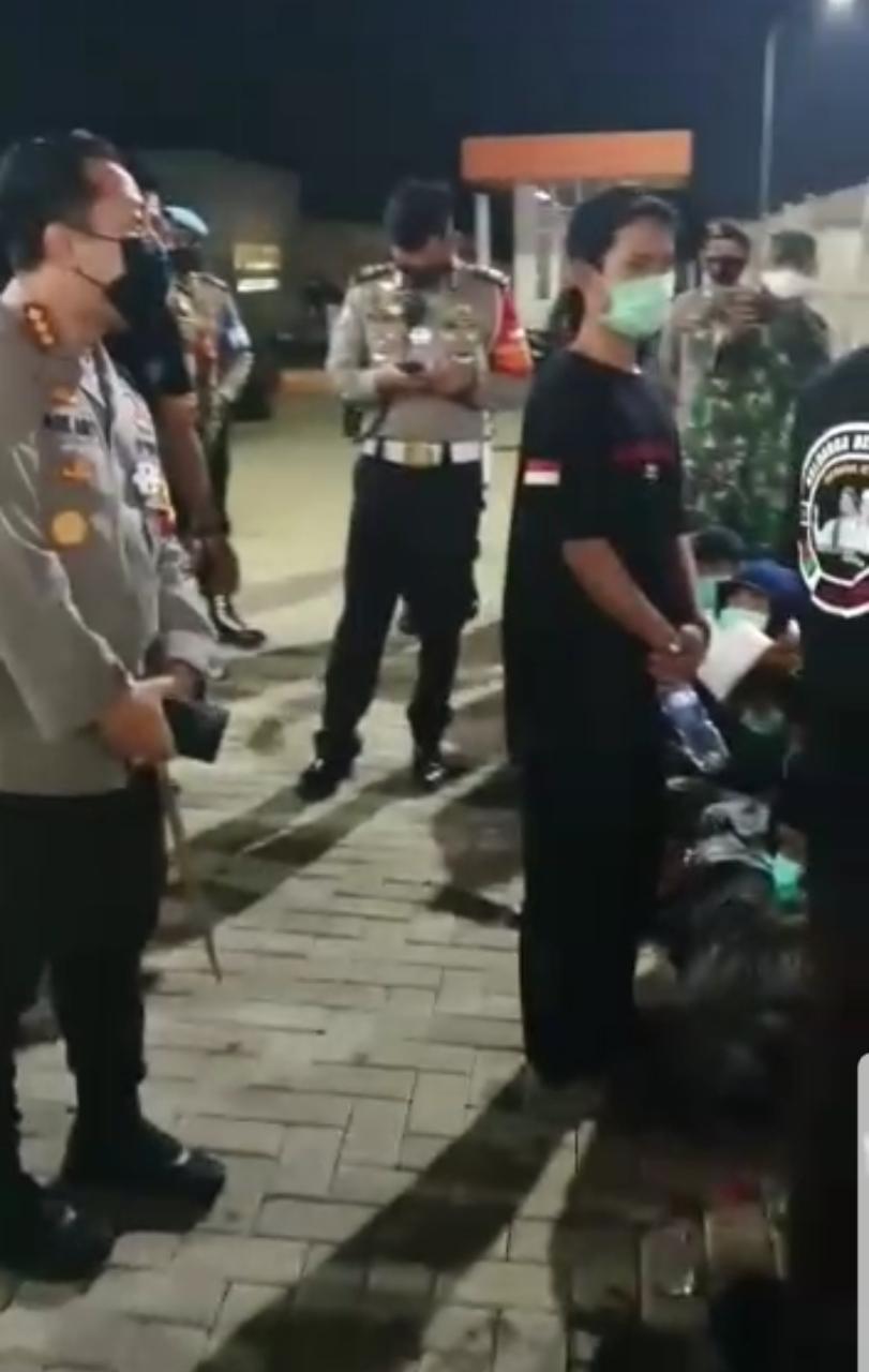 Gelar Operasi Yustisi, Polresta Tangerang Amankan 14 Anak Hendak Aksi ke Jakarta